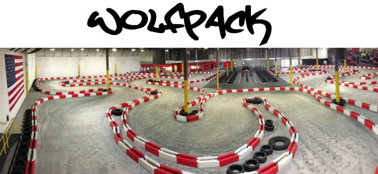GO KARTS WITH WOLFPACK!