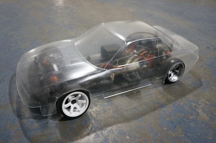 A Wolfpack Rc Drift Build A